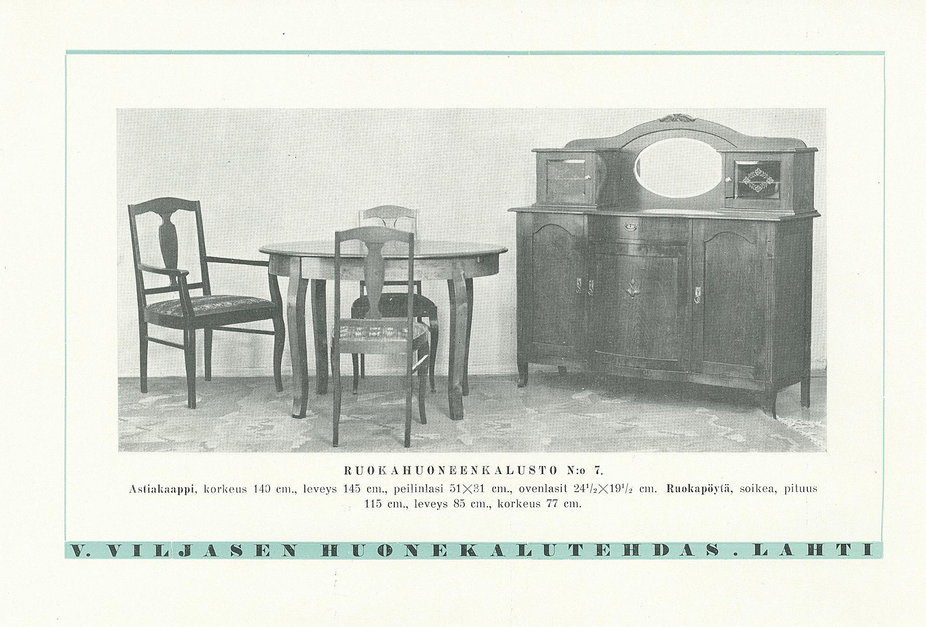 Lipasto jossa hiottu lasi 1937